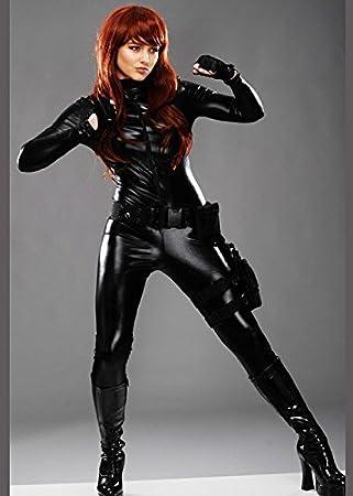 Magic Box Disfraz de Viuda Negra de Avengers para Mujer XS ...