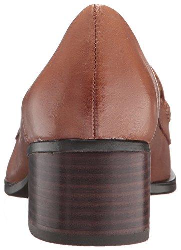 Naturalizer Mujeres Dinah Loafer Saddle Tan