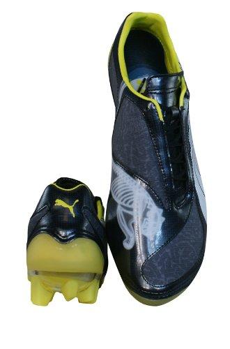 V1.08 Tricks I FG Football Boots Dark Shadow//White//Black