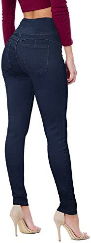 HyBrid Company Button Stretch Skinny product image