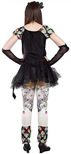 DISBACANAL Disfraz Catrina tutú para Mujer - -, M: Amazon.es ...