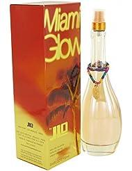 Miami Glow By Jennifer Lopez For Women. Eau De Toilette Spray 3.4 Ounces
