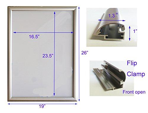 Led Light Panel Snap Frame
