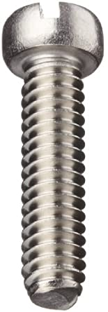 Slotted Drive Stainless Steel Ships Free in USA by Aspen Fasteners FC044-1032X1116X516-00075 Fillister Head Captive Panel Screws 75pcs #10-32X11//16 Style 4