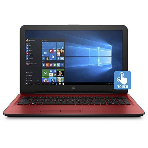 "2017 HP Premium 15.6"" HD Touchscreen Laptop, AMD A10 Quad-Core APU Processor, 8 GB Memory, 1000 GB HDD, HDMI, Wifi, DVD+RW, Webcam, Windows 10 Home"