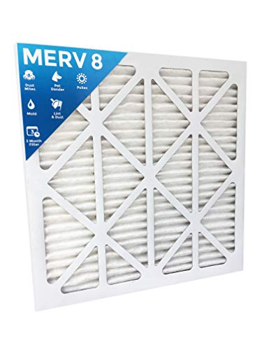 18x20x1 MERV Pleated Furnace Filters