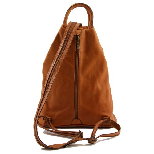 Tuscany Leather, Borsa a spalla donna Marrone marrone