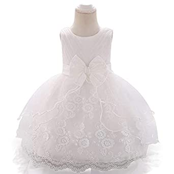 eee8ab78c20 Image Unavailable. Image not available for. Color  YoungG-3D New Lace Baby  Girl Dress 9M-24M 1 Years Baby Girls Birthday