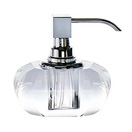 Decor Walther Bathroom Accessories.Decor Walther Kr Ssp Kristall Soap Dispenser Crystal Clear Amazon