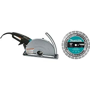 Makita 4114X 14-Inch Angle Cutter with Diamond Blade