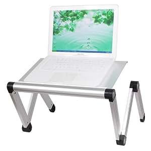 Sobuy mesa port til para mesa ordenador port til p rrafo mesita p rr cama mesa plegable de - Mesa para ordenador portatil ...