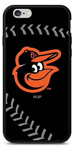 Coveroo Switchback Cell Phone Case for iPhone 6 - Retail Packaging - Baltimore Orioles Bird Stitch Design - Baltimore Orioles Case