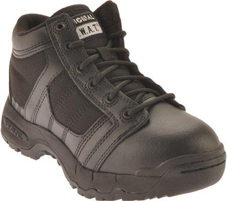 Original S.W.A.T. Men's Metro Air 5 Inch Side Zip Tactical Boot, Black, 12 2E - Sport 5