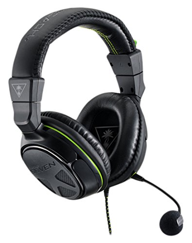 dfc8944406 Turtle Beach EAR Force XO Seven Headset: Amazon.it: Elettronica