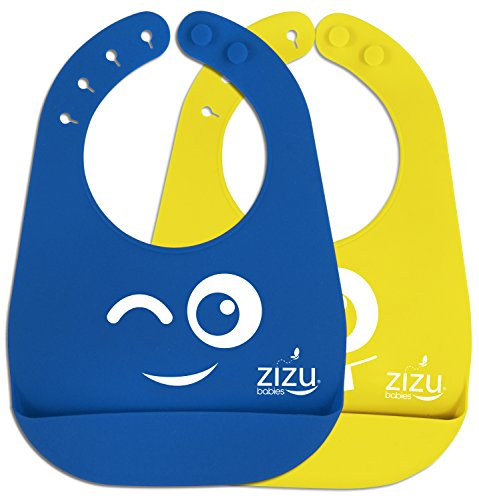 ZIZU Free Waterproof Silicone Baby