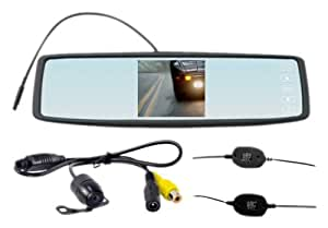 Pyle PLCM4300WIR - Sistema de video para retrovisor