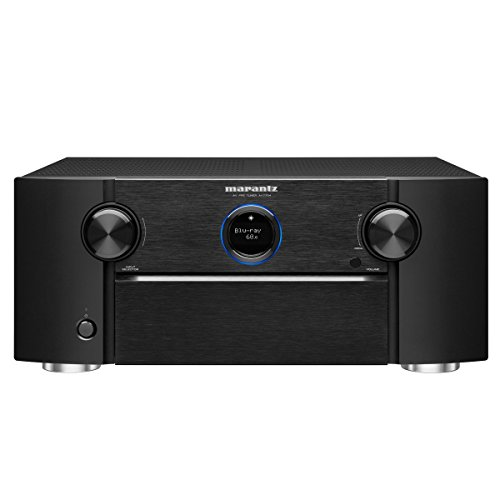 Marantz Pre-Amplifier Audio Component Amplifier Black (AV7704) by Marantz