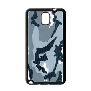 Samsung Galaxy Note 3 Impresi¨®n caso de la cubierta de pl¨¢stico duro Camo TemaE-001471