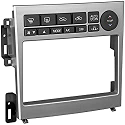 Metra 95-7605 Turbo2 Interface System Double DIN for 2005-2006 Infiniti G35 Sedan and 2005-2007 Infiniti G35 Coupe