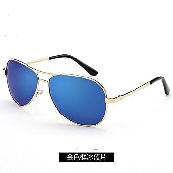 Herren-Sonnenbrillen Sonnenbrille Kröte,Blue