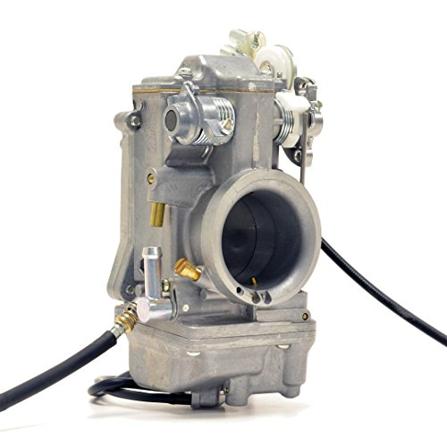 Mikuni HSR45 45mm Accelerator Pump Performance Pumper Carburetor Carb TM45-2K by Niche Cycle ()