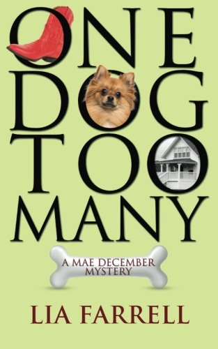book cover of One Dog Too Many