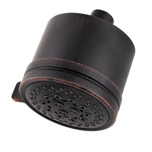 Pfister Explore 6-Function Showerhead, Tuscan Bronze (Price Tuscan Pfister Bronze)