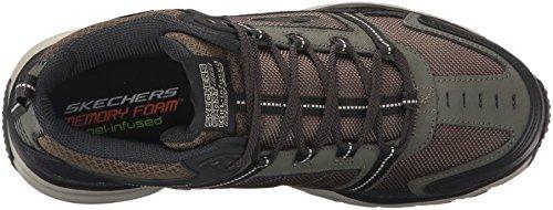 Skechers deporte hombres de Geo Trek Mid Sneaker