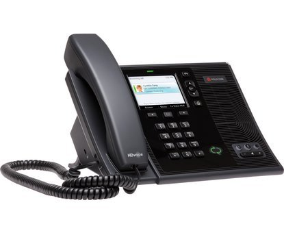 Polycom Cx600 Ip Phone - Cable - Wall Mountable, Desktop - Voip - Usb