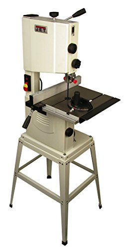 Jet 714000 JWB-10 Open Stand Bandsaw