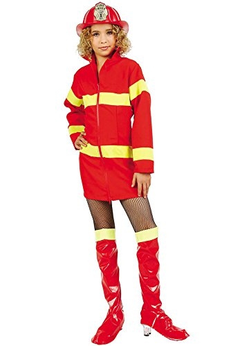 Fire  (Female Firefighter Costumes)