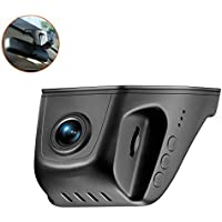Dash Cam, CYHY Dashboard Camera Recorder with Sony 322 Sensor, 1080P FHD, 170 Wide-Angle, Built-in WiFi, G-sensor, WDR, Loop Recording, Night Mode, APP (Android, IOS)