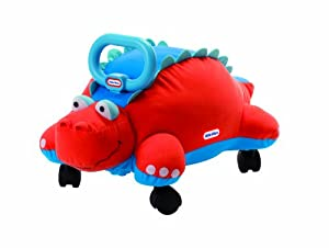 Little Tikes 624421 M Cushion Car Dino Amazon Co Uk