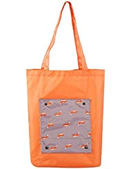 Amazon.com: Orange - Reusable Grocery Bags / Travel & To-Go Food ...