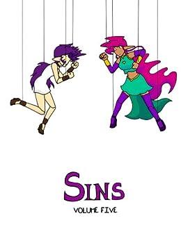 Sins Volume Five by [Schlosser, Adam]