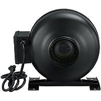4 inch Hydroponics Exhaust Fan Inline Cooling Duct Fan