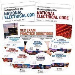 2014 Detailed Code (NEC) Textbook/DVD Library, Mike Holt