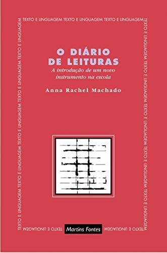 diário leituras Anna Rachel Machado
