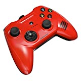 Apple Certified Mad Catz C.T.R.L.i Mobile Gamepad and Game Controller Mfi Made for Apple TV, iPhone, and iPad - Red