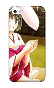 Ortiz Bland Premium Protective Hard Case For Iphone 5/5s- Nice Design - Anime Girls 36