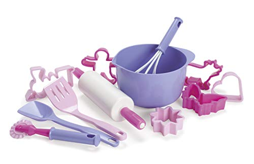 """41 o JlH3JL - American Educational Products DT-4399 Baking Set Activity Set, 8.58"""" Height, 4.68"""" Wide, 5.6552"""" Length"""