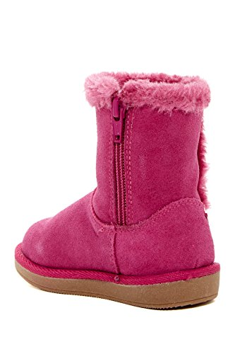 Stride Rite Girls Arabella Fuchsia Boot (Toddler, Little Kid, Big Kid), 6 M (7 M, Fuchsia)