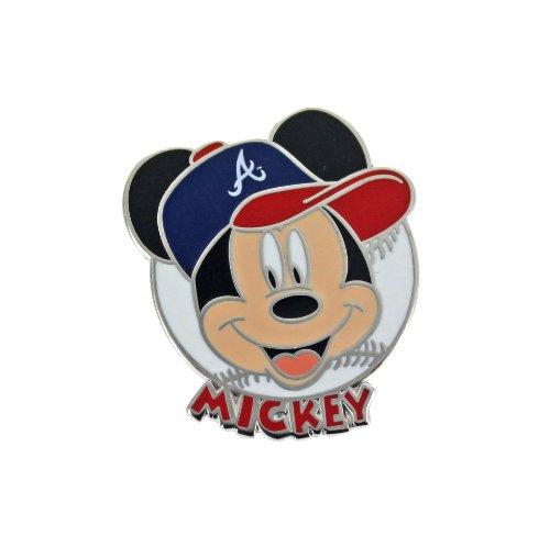 - MLB Atlanta Braves Disney Mickey Collectible Trading Pin