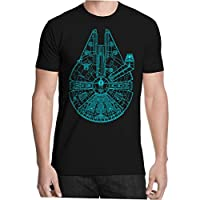 Playera Halcon Star Wars