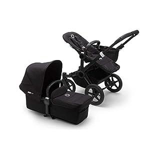 Bugaboo-Donkey3-Mono-Convertible-to-Double-Stroller-BlackBlack