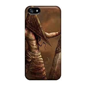 High Quality Dana Lindsey Mendez Pyramid Head Skin Case Cover Specially Designed For Iphone - 5/5s