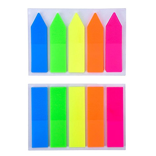 eboot-2-sets-page-marker-page-index-tabs-fluorescent-sticky-note-for-page-markers-250-pieces