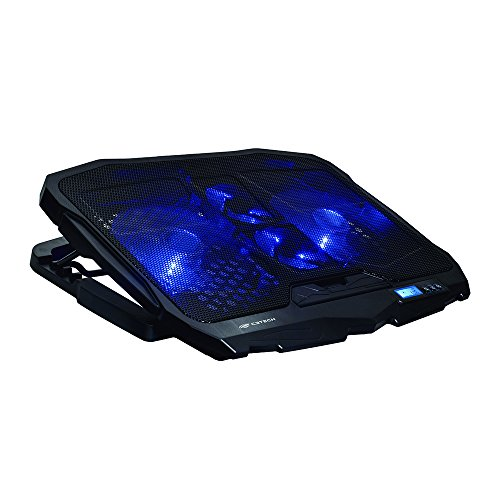Base para Notebook, C3Tech, Nbc-100Bk, Bases e Docking Stations