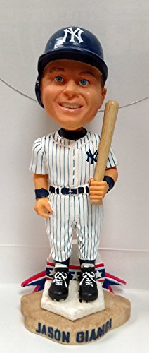 MLB New York Yankees Jason Giambi (pinstripe uniform) Legends of the Diamond Bobblehead