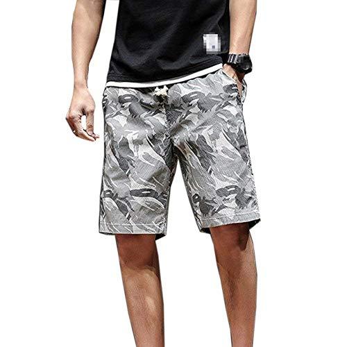 Da Lannister Camouflage Abbigliamento L Pantaloni Uomo Corti Pantaloncini Blu Festivo Spiaggia Felpe Cotone ~ Stampa Cachi B Casual Sportivi 5xl Rosso Uomini Estate CBdeExoWQr